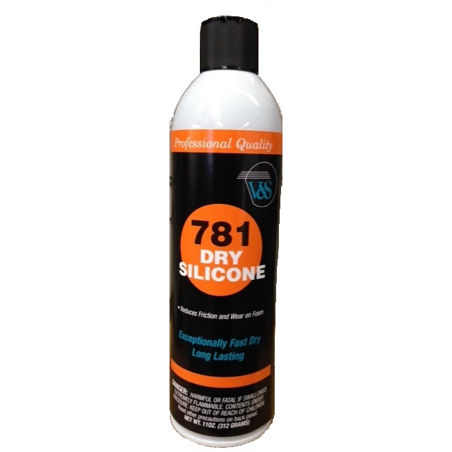 Silicone Spray Lubricant >> Premium Dry Silicone Spray Lubricant 781